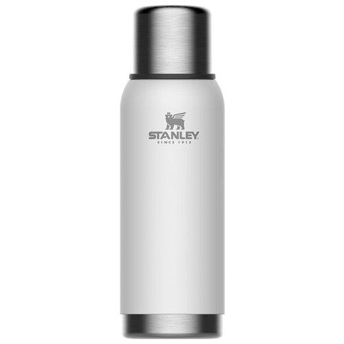 Классический термос STANLEY Adventure Vacuum Bottle, 1 л белый