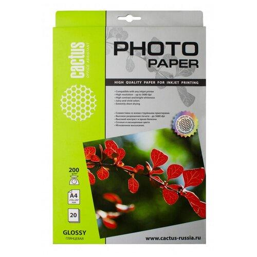 Фото - Фотобумага Cactus CS-GA420020 фотобумага