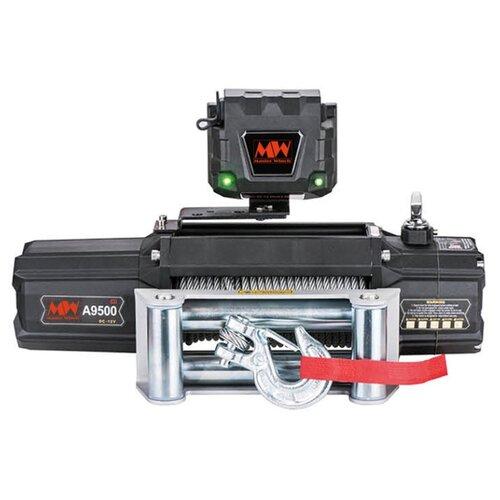 Лебедка автомобильная электрическая MW A 9500S