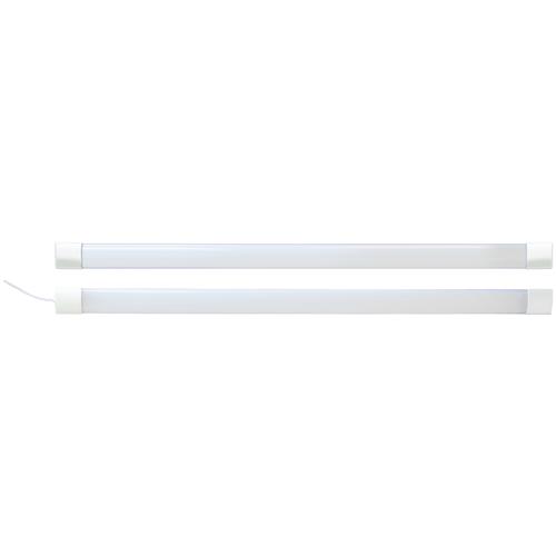 Светодиодный светильник LightPhenomenON LT-WP-01 (36Вт 6500К), 126 х 6.7 см светодиодный светильник lightphenomenon lt psl 02 36вт 6500к 120 х 6 см