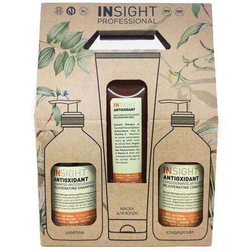 Набор Insight Antioxidant insight серебристое кольцо never ever insight