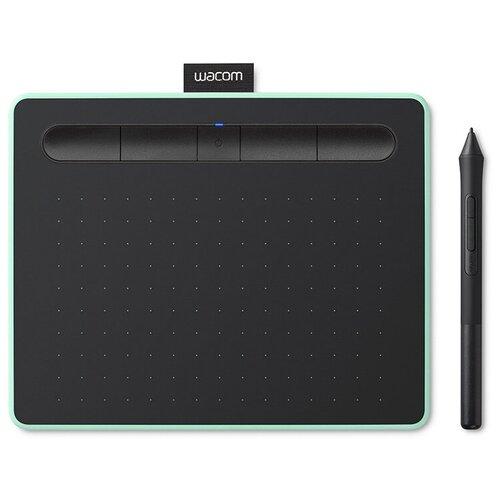 Графический планшет WACOM Intuos S Bluetooth (CTL-4100WL) фисташковый