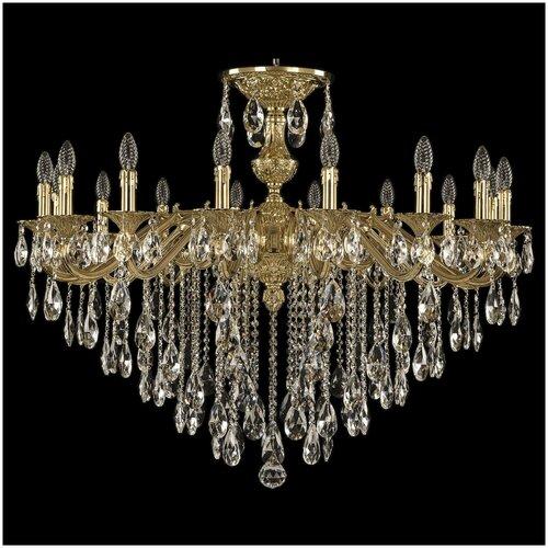 Фото - Люстра Bohemia Ivele Crystal 72202/16/360 B G, E14, 640 Вт люстра bohemia ivele crystal 7201 72301 12 360 b g e14