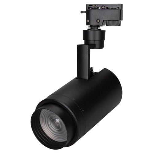 Трековый светильник-спот Arlight LGD-ZEUS-2TR-R88-20W Day4000 (BK, 20-60 deg) трековый светильник спот arlight lgd zeus 4tr r88 20w day bk 20 60 deg