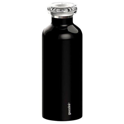 Термобутылка Guzzini On the go, 0.5 л черный