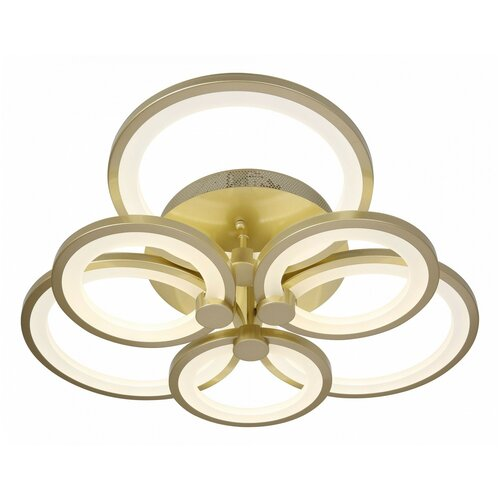 Фото - Люстра светодиодная Stilfort Oliver 2073/03/06C, LED, 72 Вт светодиодная stilfort oliver 2073 03 04c led 48 вт