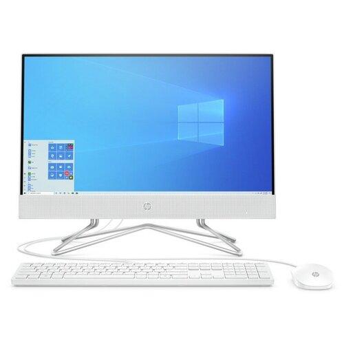"Моноблок HP 22-df0013ur 14P52EA Intel Celeron J4025/4 ГБ/1000 ГБ/Intel UHD Graphics 600/21.5""/1920x1080/Windows 10 Home 64"