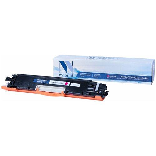 Фото - Картридж NV Print CE313A для HP, совместимый картридж nv print cf400a для hp совместимый