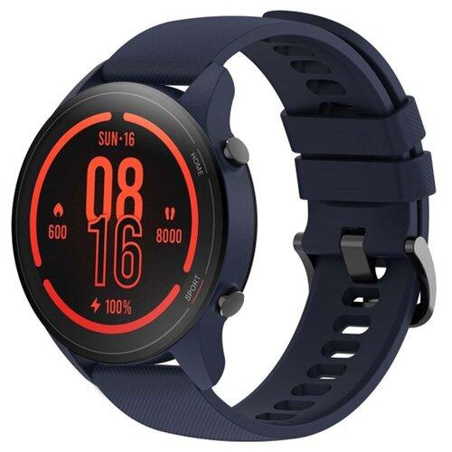 Фото - Умные часы Xiaomi Mi Watch, синий умные часы xiaomi mi watch eac черный xmwtcl02