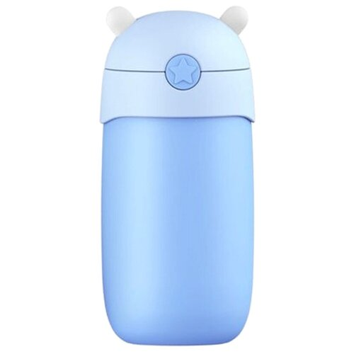 Термокружка Xiaomi Rice Rabbit, 0.435 л голубой