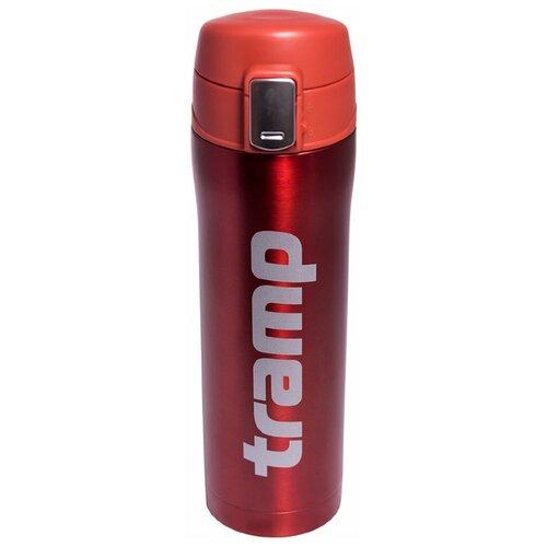 Термокружка Tramp TRC-107, 0.45 л красный