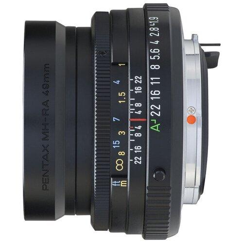 Объектив Pentax SMC FA 43mm f/1.9 Limited черный