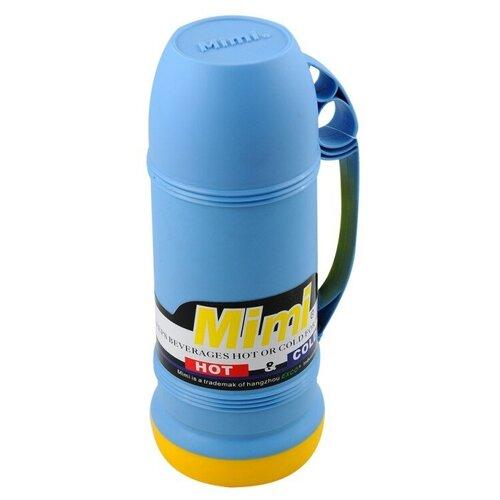 Классический термос Mimi PNF160, 1.6 л голубой