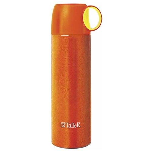 Классический термос Taller Бретт, 0.5 л оранжевый