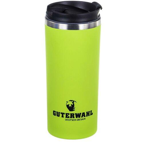 Термокружка Guterwahl Keep warm, 0.38 л зеленый