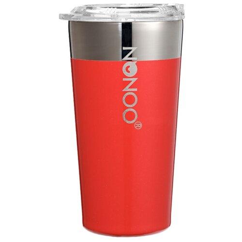 Термокружка Xiaomi Nonoo Afternoon Coffee Cup, 0.58 л красный