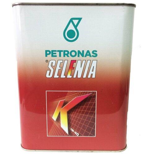 Синтетическое моторное масло Petronas Selenia K 5W-40, 2 л
