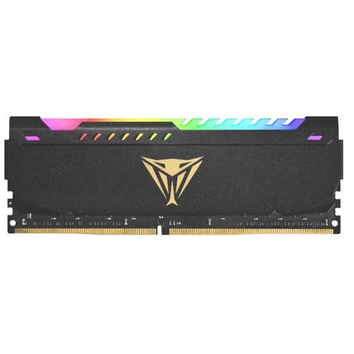 Оперативная память Patriot Memory VIPER STEEL RGB 16GB DDR4 3600MHz DIMM 288-pin CL20 PVSR416G360C0