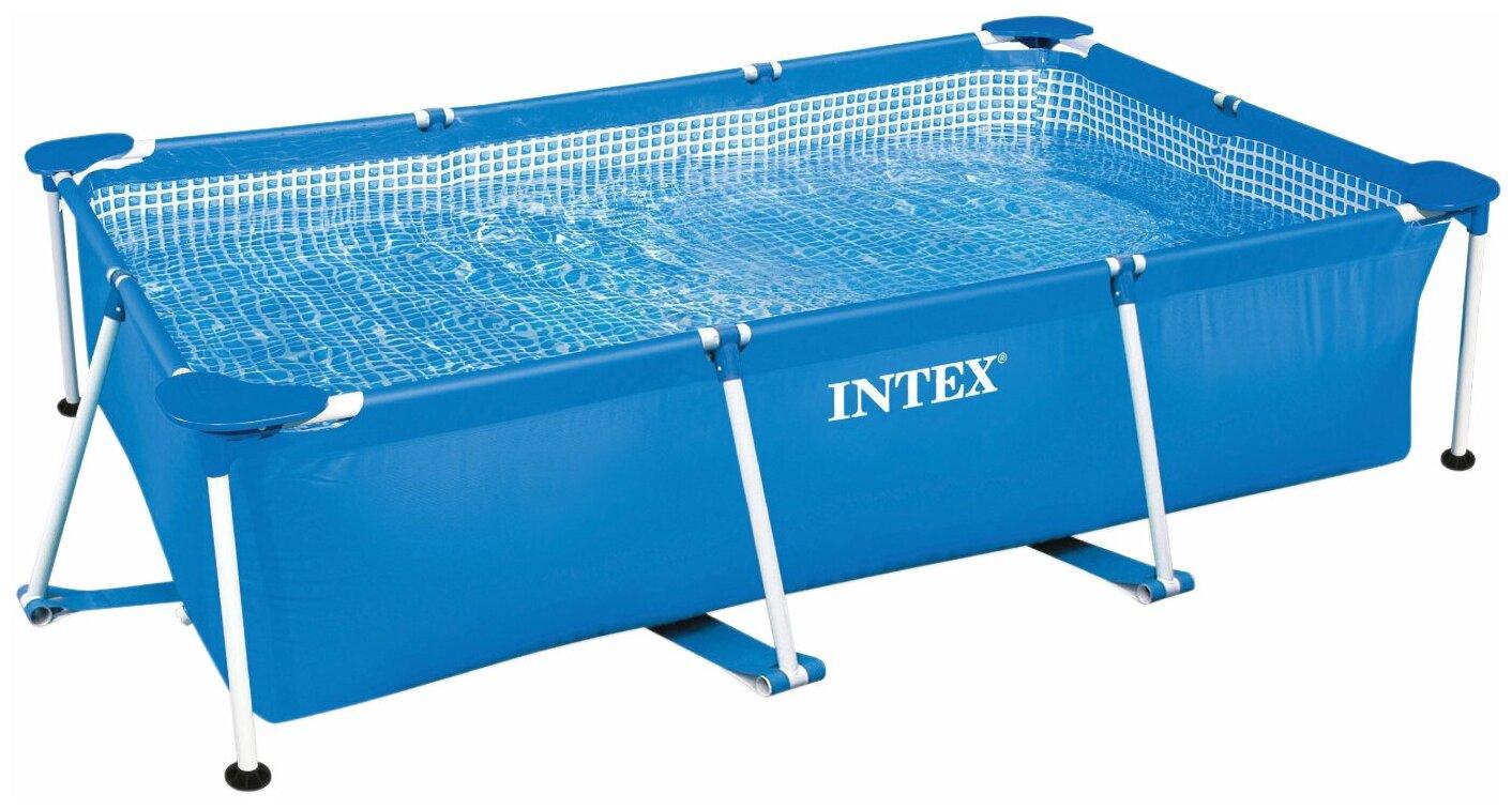 Бассейн Intex Rectangular Frame 28272/58981