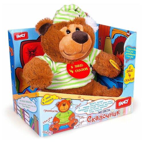 Медведь-сказочник, Dream Makers (игрушка интерактивная мягкая, MCHN01M)