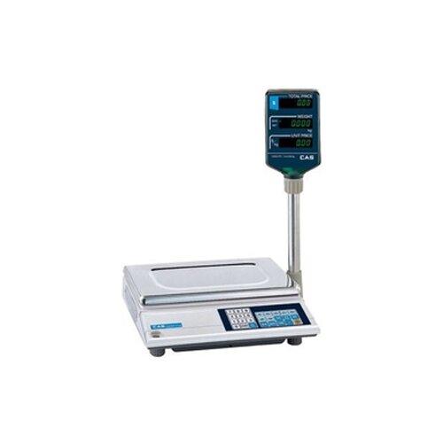 CAS Весы торговые CAS AP-1 15M (AP-15M) весы торговые электронные cas er jr 30cb
