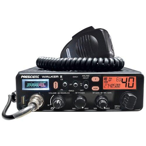Автомобильная радиостанция PRESIDENT WALKER II ASC