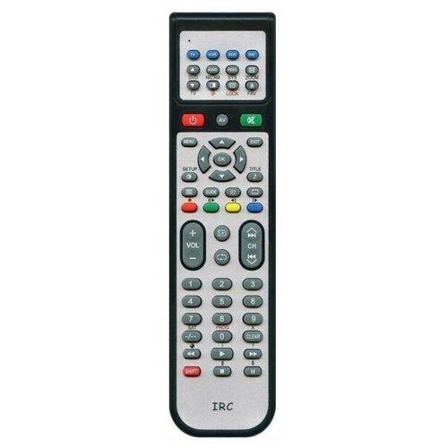 Фото - Пульт ДУ универсальный IRC Polar 112F TV, AUX, SAT пульт ду универсальный irc beko 47f tv