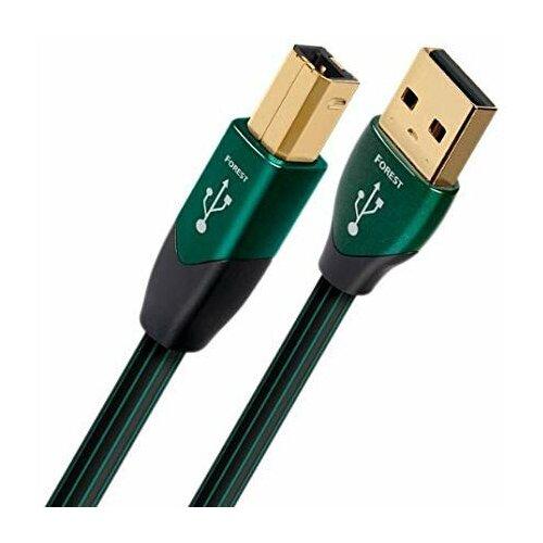 Кабель USB 2.0 Тип A - B Audioquest Forest USB A-B 0.75m