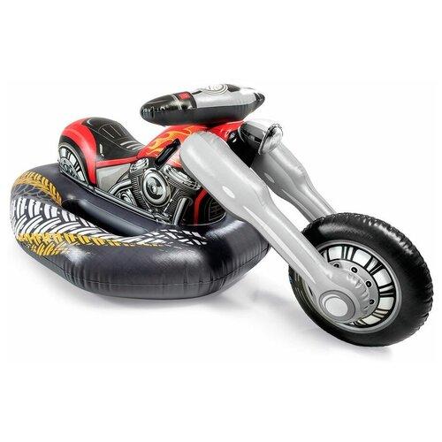Надувная игрушка Мотоцикл, 180х94х71 см, от 3 лет