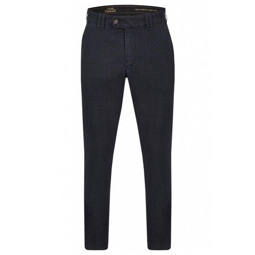 Мужские брюки Club of comfort р.58 Denver 4402 40 темно-синие чиносы