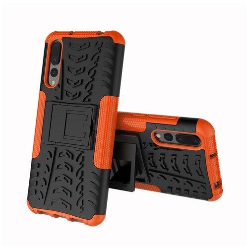 Фото - Чехол MyPads для LG G4 Противоударный усиленный ударопрочный оранжевый чехол книжка lg quick circle для lg g4 оригинальный аксессуар white