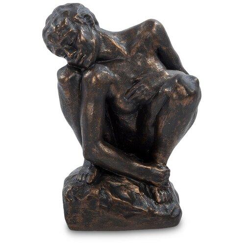 Pr-RO13 Статуэтка Crouching woman Огюста Родена (Museum.Parastone)