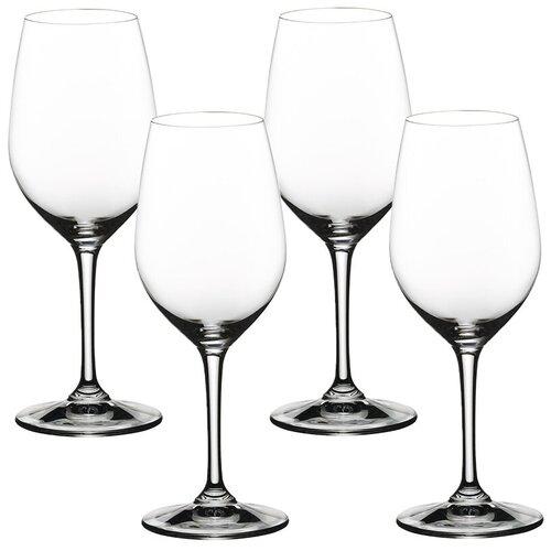 Набор фужеров 4 шт. 350 мл., высота 20,3 см. VIVINO Nachtmann 103742 набор фужеров для шампанского vivino хрустальное стекло 4 шт 95864 nachtmann