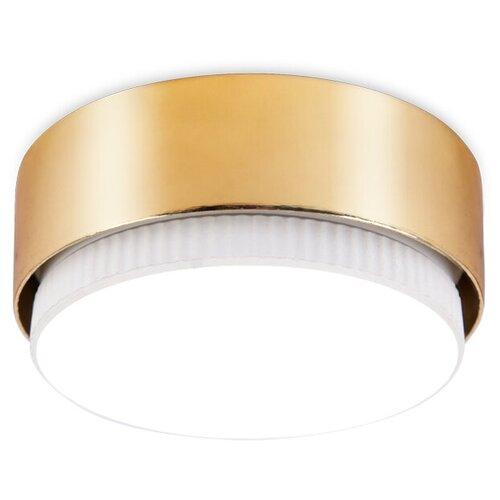 Светильник встраиваемый Ambrella Light Led Downlight, G102 GD, 12W, IP20