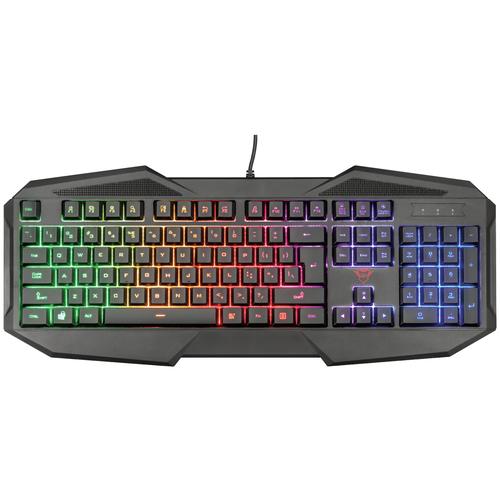 Игровая клавиатура Trust GXT 830-RW Avonn Gaming Keyboard Black USB