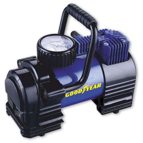 Автомобильный компрессор GOODYEAR GY-35L черный/синий