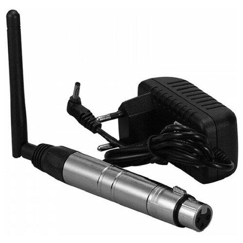 DMX512 беспроводной радио трансмиттер, приемник (ресивер), штекер мама