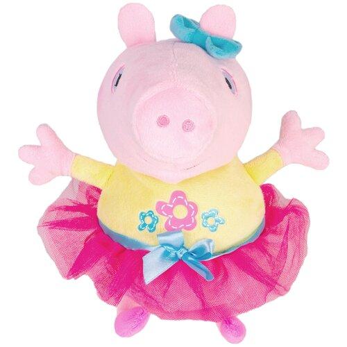 Мягкая игрушка РОСМЭН Peppa pig Пеппа играет в прятки 25 см