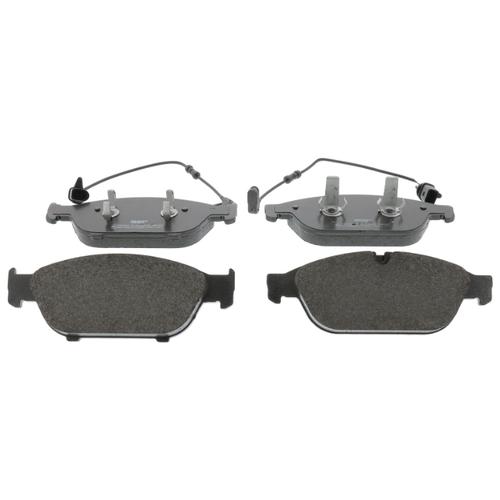 Фото - Дисковые тормозные колодки передние Ferodo FDB4397 для Audi A6 (4 шт.) дисковые тормозные колодки передние ferodo fdb1639 для toyota subaru 4 шт