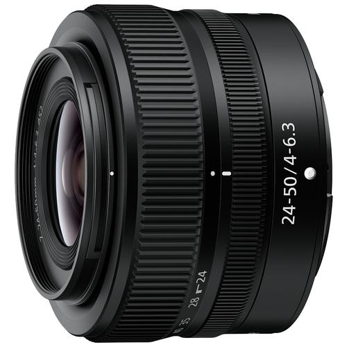 Объектив Nikon Nikkor Z 24-50mm f/4-6.3 черный недорого