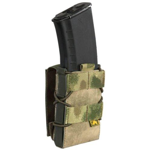 Подсумок АК, быстрый с пластиком ANA Tactical (Мох)