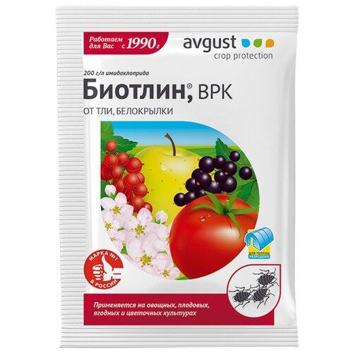 Avgust Препарат от тли на овощных и ягодных культурах Биотлин, 3 мл