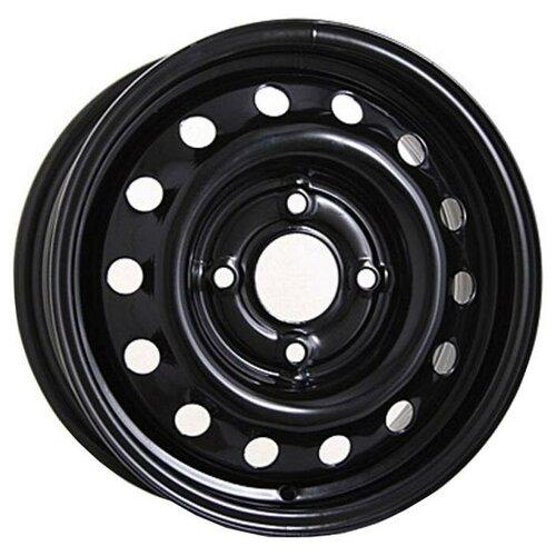 Фото - Колесный диск Trebl X40924 6x16/4x100 D54.1 ET49 Black trebl x40033 trebl 6x16 4x100 d60 1 et50 black