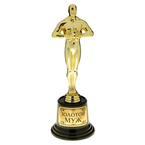Статуэтка Yiwu Youda Import and Export Золотой муж 20 см, 879264 черный/золотистый статуэтка faberge oc33719 серый золотой черный