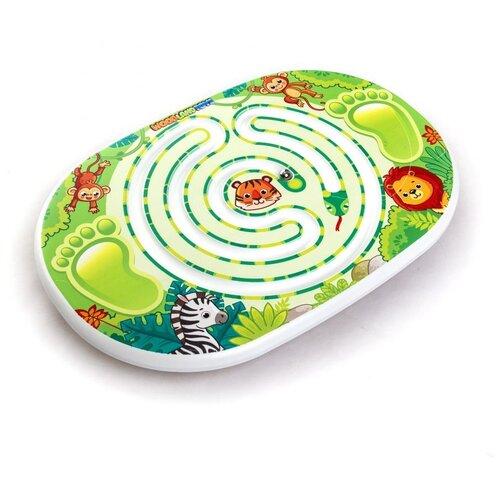 Купить Развивающая игрушка Woodland балансир Джунгли 153101 зеленый, Развивающие игрушки