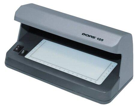 Просмотровый детектор банкнот DORS 125