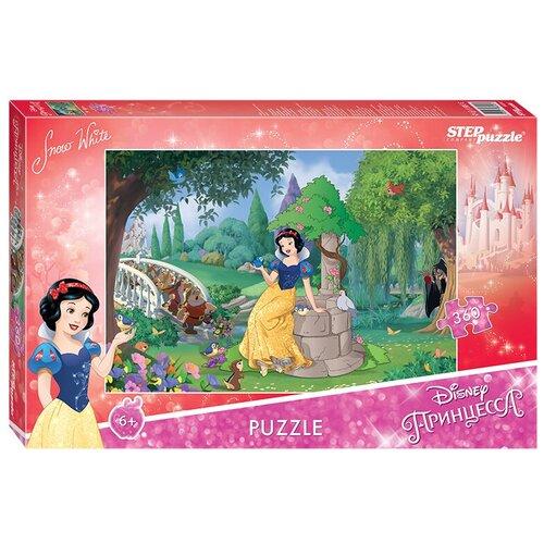 Пазл Step puzzle Disney Белоснежка - 2 (96056), 360 дет. пазл step puzzle король лев 96079 360 дет