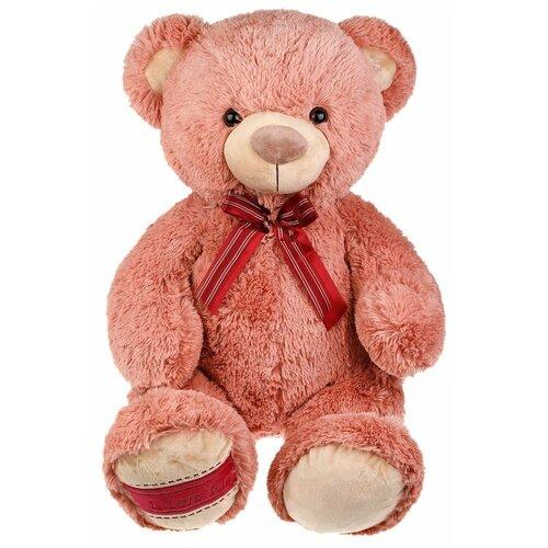 Фото - Мягкая игрушка Fluffy Family Мишка Рози 50 см мягкая игрушка fluffy family мишка зефирка голубая 19 см 681866