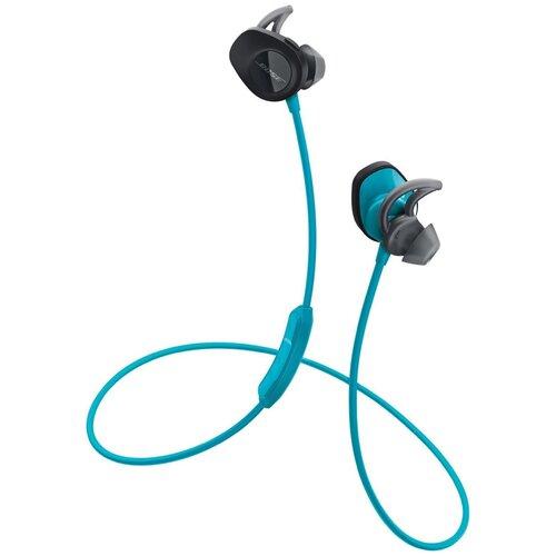 Беспроводные наушники Bose SoundSport wireless headphones, aqua