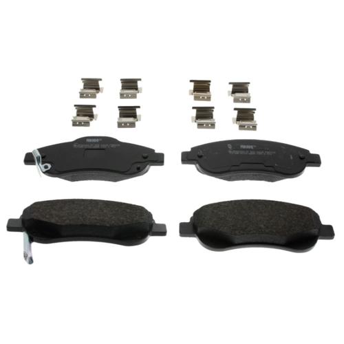 Фото - Дисковые тормозные колодки передние Ferodo FDB4228 для Honda CR-V (4 шт.) дисковые тормозные колодки передние ferodo fdb4715 для toyota hilux 4 шт